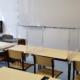 Divisórias / Barreiras Escolas e Escritórios BUDGET