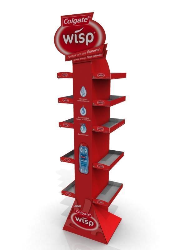 Expositor Wisp Cartão